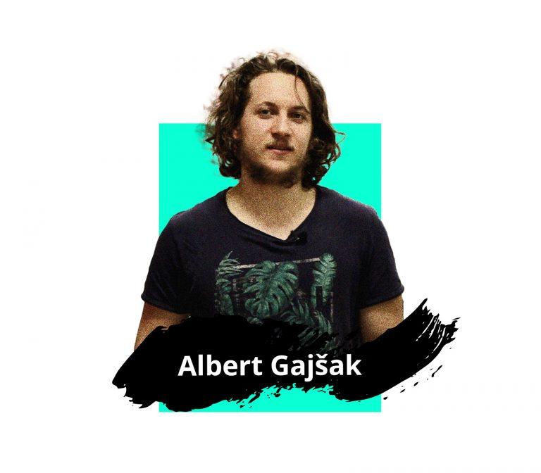 Albert Gajšak