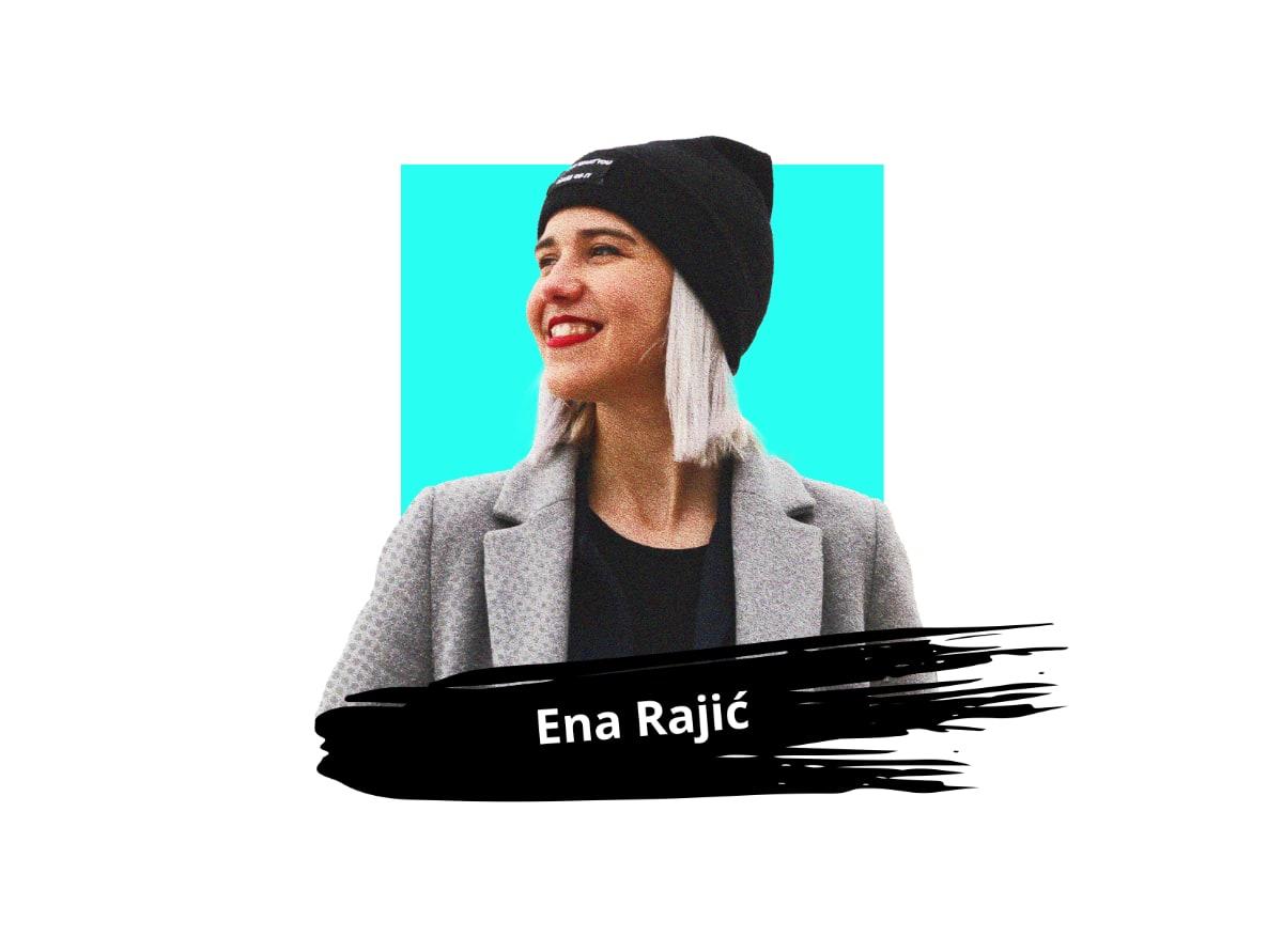 Ena Rajić - Media Scena