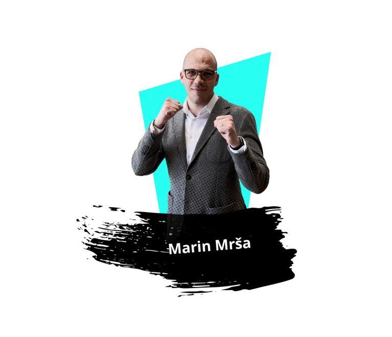 Marin Mrša - Nevjerojatni