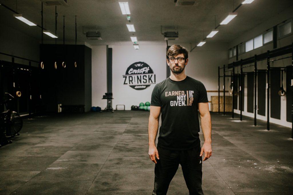 Denis Petričević i CrossFit Zrinski